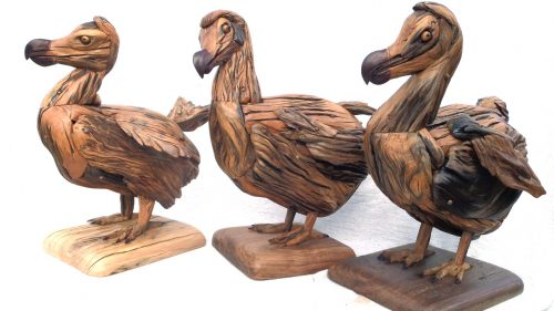 The Three dodo's
