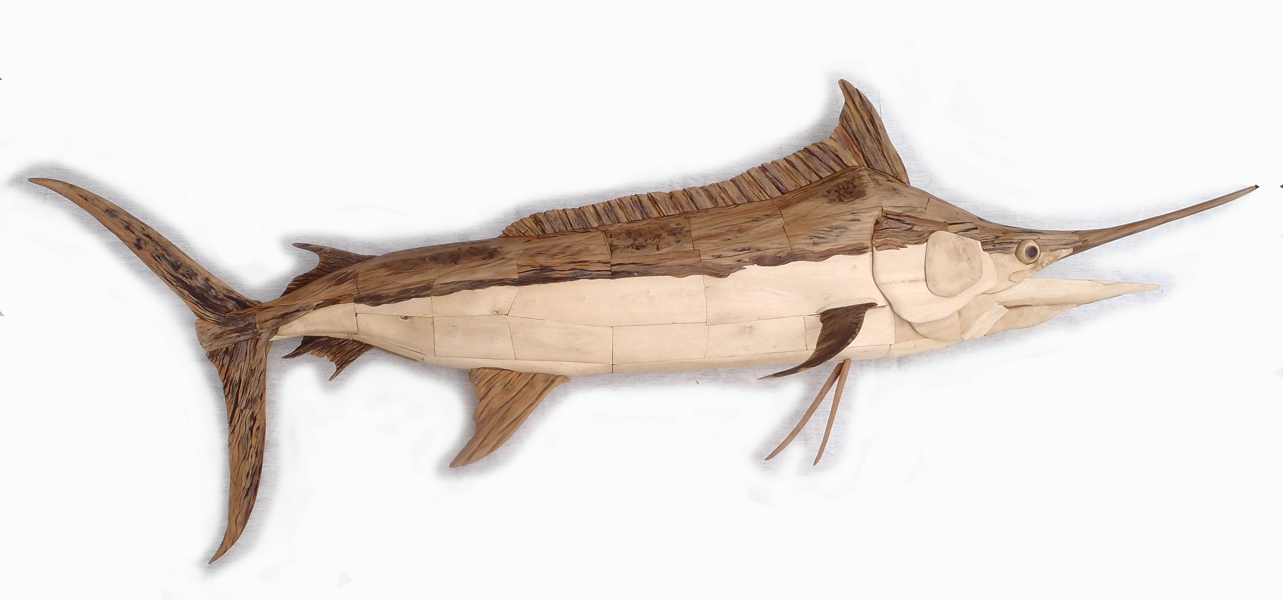 Tony Fredriksson Fish Scultures